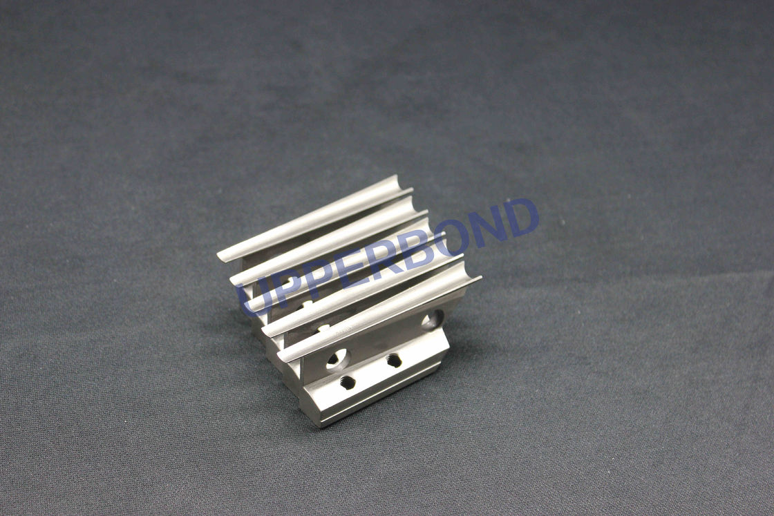 Long Functional Life Cigarette Rod Mould To Compress Cigarette Paper Forming Cigarette Rods
