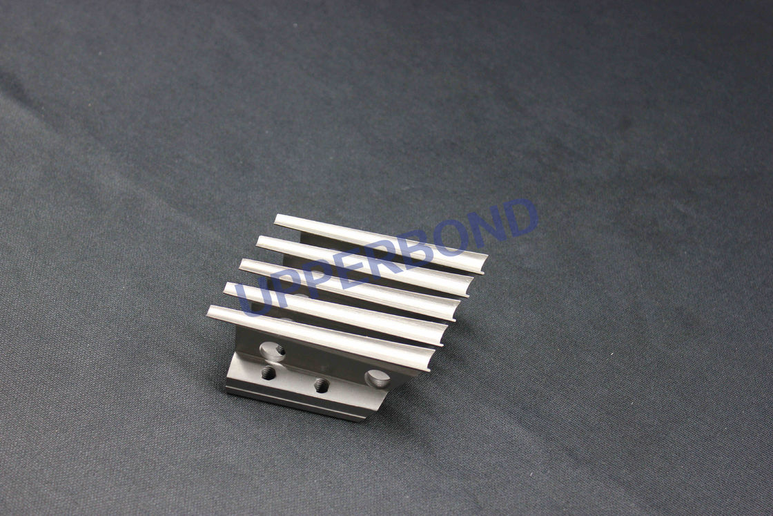 7.7*84mm Tobacco Machinery Spare Parts Compressor Of Cigarette Paper To Form Cigarette Rod With Cut Tobacco Filled In