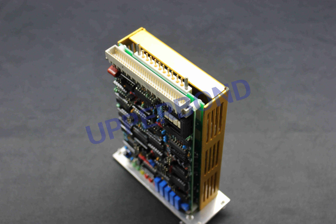 Controlling Governor Of Cigarette Packing Machine Parts For Hauni Gd Series Nano Cigarettes
