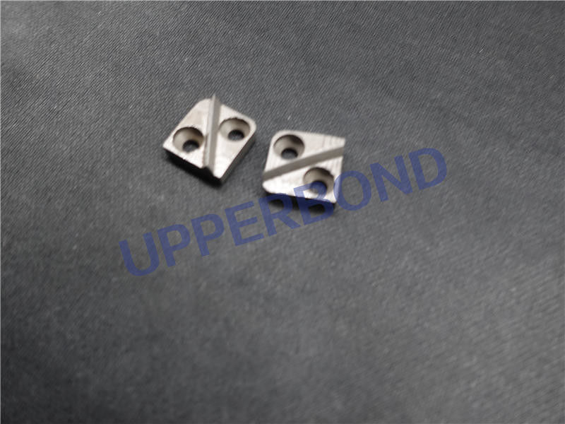 Silver Cutting Blade Cigarette Packing Machine Parts