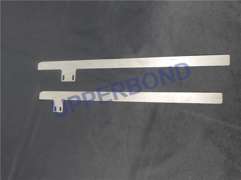 Long Left Right Guide Plate Tobacco Machinery Spare Parts